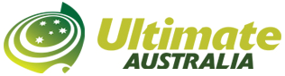 The logo of Australian Ultimate.