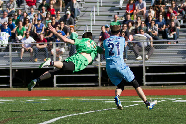 The Boston Whitecaps took on the New York Rumble in the MLU season opener in Boston.