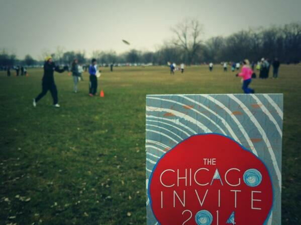 Chicago Invite 2014.